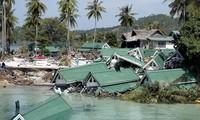 泰国为2004年印度洋海啸遇难者举行悼念仪式