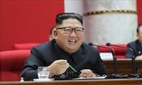 朝鲜最高领导人新年的第一项活动