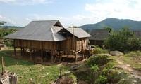 莱州省克姆族人的文化美