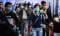 美国向老挝防控肺炎疫情提供医疗设备援助