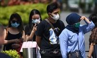 肺炎疫情:中国湖北省黄冈市加强防控疫情措施