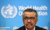 世卫组织总干事呼吁全世界随时应对肺炎疫情