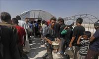 欧盟建议向叙利亚提供 一亿七千万欧元援助