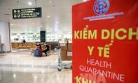 新冠肺炎疫情:自3月26日0时起暂停运载越南公民的国际航班降落内排国际机场