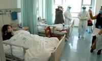 新冠肺炎疫情:全世界有近59万5千例新冠肺炎确诊病例