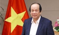 越南政府举行恢复生产全国视频会议
