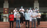 越南再有6名新冠肺炎患者治愈出院
