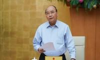 越南政府总理阮春福:越南基本控制了肺炎疫情