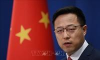 中国警告各国就香港问题谨言慎行