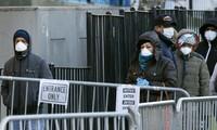新冠肺炎疫情:美国仍是世界疫情的震中