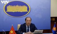 第24次东盟与韩国副部长级年度对话会举行