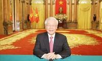 越共中央总书记、国家主席阮富仲在第75届联合国大会一般性辩论上传递的信息
