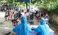 新冠肺炎疫情:越南还有1.61万人正在隔离