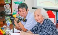 为越南民族音乐做出巨大贡献的乐师阮永宝