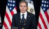 美国国务卿希望加强与盟友的关系
