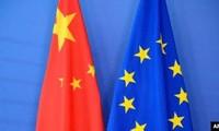 欧盟三十年来首次对中国采取强硬制裁措施