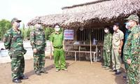 胡志明市随时支援西南部地区各省防控疫情