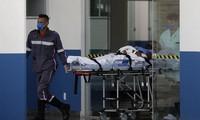 全世界新冠肺炎死亡病例累计三百二十多万例