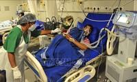 5月5日:世界新冠肺炎疫情更新