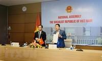越南国会代表团出席东盟议会联盟大会咨询小组第12次会议