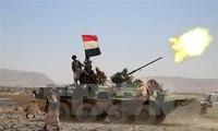 พันธมิตรอาหรับให้ความเคารพข้อตกลงหยุดยิงในเยเมน