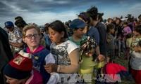 เยอรมนีและฝรั่งเศสให้ความช่วยเหลือไนเจอร์รับมือกับปัญหาผู้อพยพ