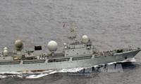 ญี่ปุ่นแสดงความวิตกกังวลต่อการที่เรือจีนเข้ามาในเขตพรมแดนทางทะเลระหว่างสองประเทศ