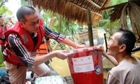 ชาวเวียดนามในต่างประเทศมุ่งใจสู่ปิตุภูมิเพื่อผู้ประสบอุทกภัยในภาคกลาง