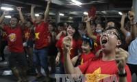 ทีมชาติเวียดนามคว้าชัยชนะนัดแรกในการแข่งขันฟุตบอลชิงแชมป์อาเซียนปี 2016
