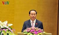 Президент СРВ подал заявление об освобождении премьер-министра страны от должности
