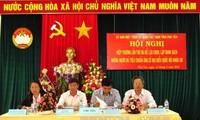 В провинциях и городах СРВ состоялись 3-ьи консультативные совещания