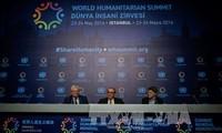 В Стамбуле открылся всемирный гуманитарный саммит