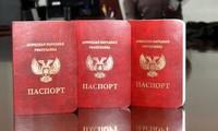 После признания Россией паспортов Донецкой народной республики спрос на них сильно вырос