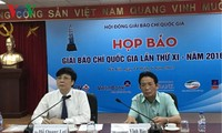 21 июня во Вьетнаме будет вручена национальная журналистская премия
