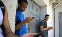 Число пользователей соцсетей на Кубе резко увеличилось в 2016 году