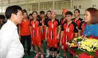SEA Games 29: Каждый спортсмен сборной Вьетнама является посланником мира и дружбы своей страны
