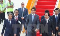 Канадские СМИ освещают визит премьер-министра Джастина Трюдо во Вьетнам