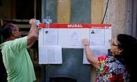 На Кубе прошли выборы в местные органы власти