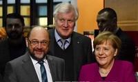 Канцлер Германии отстаивает сохранения соглашения о коалиции