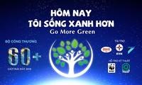 В Ханое стартует кампания «Час Земли» 2018 года