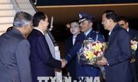 Государственный визит президента Вьетнама Чан Дай Куанга в Индию