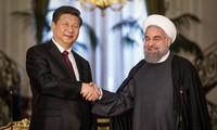 Руководители Ирана и Китая обсудили иранское ядерное соглашение