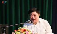 В северной части Центрального Вьетнама официально вышли в эфир передачи канала VOV1 и англоязычного канала 24/7