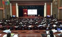 Конференция по обмену опытом в работе народных советов горных провинций на севере Вьетнама