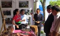 В городе Туенкуанг прошла выставка объектов культурного нематериального наследия