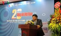Празднование 20-й годовщины со дня выпуска первого номера газеты Радио «Голос Вьетнама»