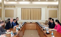 Руководители города Хошимина приняли замминистра иностранных дел Беларуси