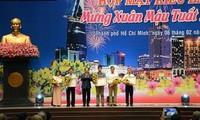 Город Хошимин организовал встречу с вьетнамскими эмигрантами в связи с наступающим Тэтом