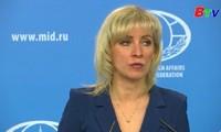 Мария Захарова: речь об эвакуации российских дипломатов и граждан из Венесуэлы не идет