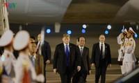 Президент США прибыл в Ханой
